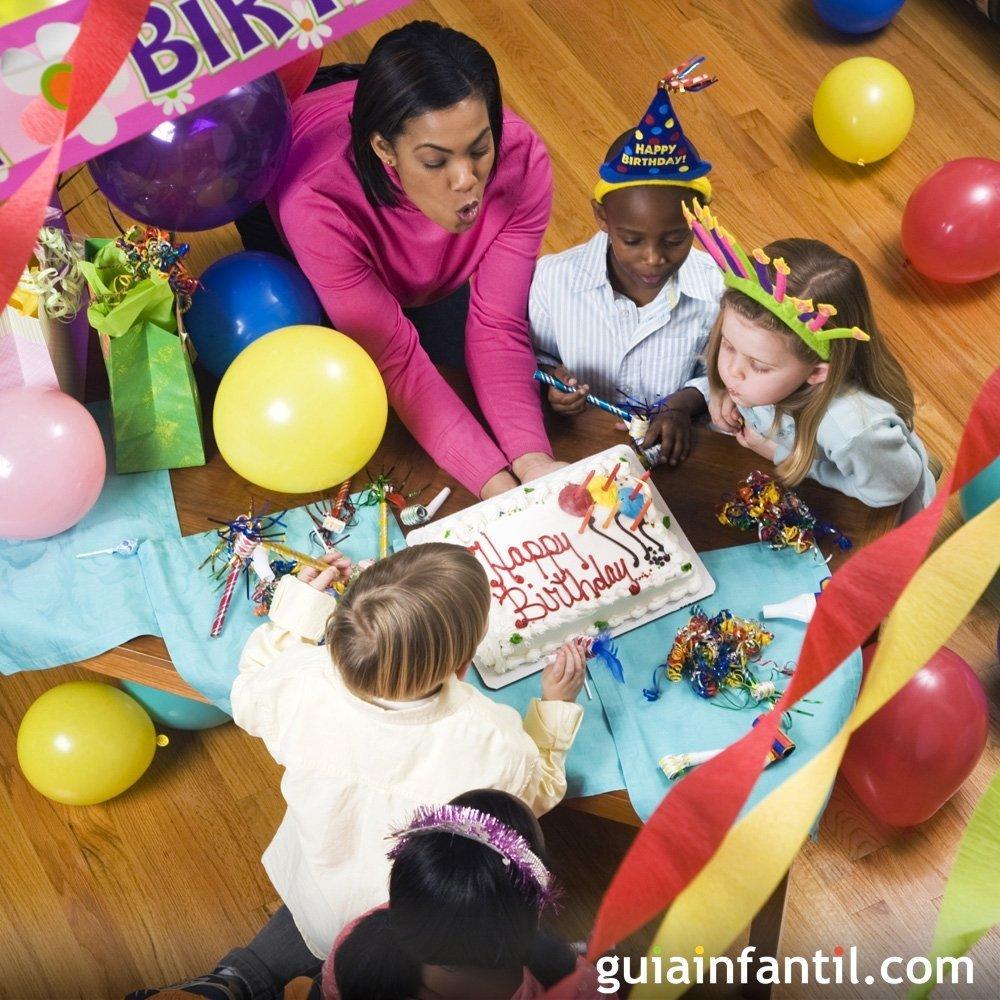Preparativos Para La Fiesta De Cumpleanos Infantil - Preparativos-para-cumpleaos-infantil