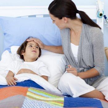 Hepatitis A en niños