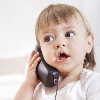 Cómo aprenden a hablar los niños