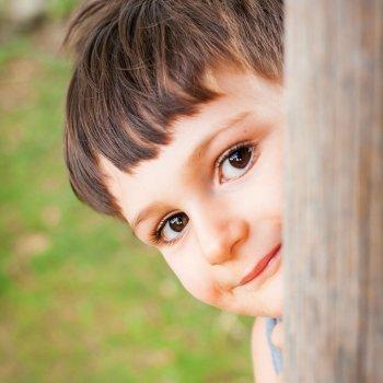 Qué es el pudor en los niños