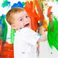 Tipos de pinturas para las habitaciones infantiles