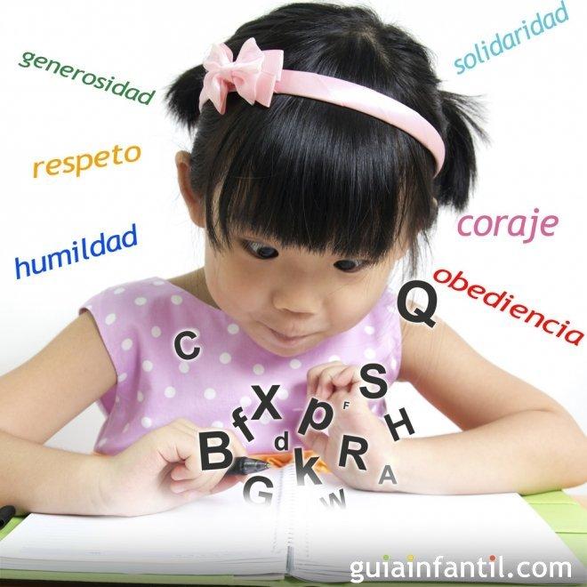 Cuentos con valores para los niños