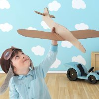 Decorar la habitación de los niños con vinilos