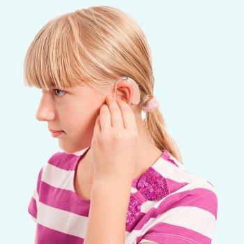 El comienzo del colegio para los niños con implantes cocleares