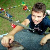 Deportes de aventura para niños