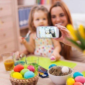 Consejos para publicar fotos de niños en redes sociales