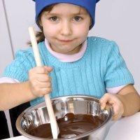 Recetas con chocolate para los niños