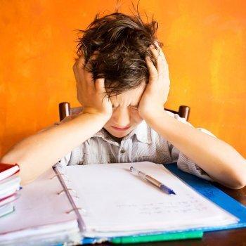 Cuándo necesitan los niños refuerzo escolar
