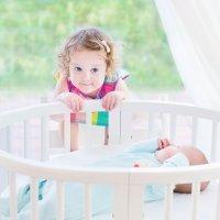 Cuna o minicuna para el bebé