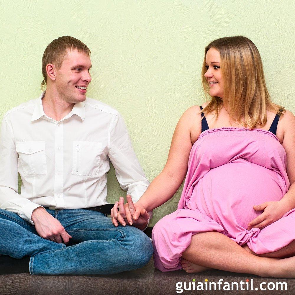 Puedo adelgazar en el embarazo