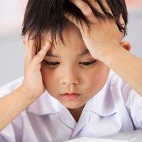 Cómo tratar el estrés infantil