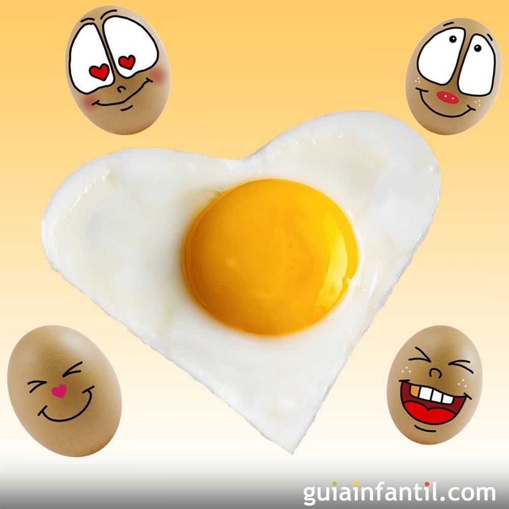 Cocina Divertida Con Huevos Para Ni Os