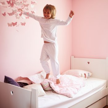 C mo decorar la habitaci n de un ni o o ni a for Decoracion de la habitacion de nino y nina