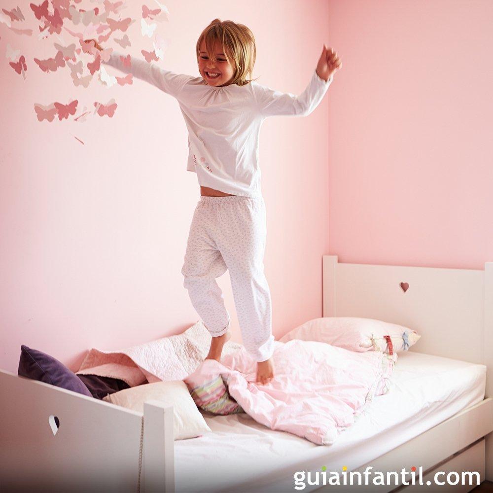 C mo decorar la habitaci n de un ni o o ni a - Habitacion nina 2 anos ...