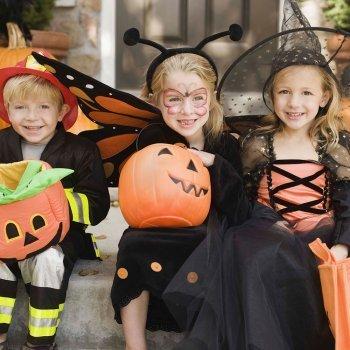 Música para una fiesta de Halloween de niños
