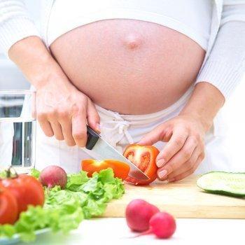 Dieta para embarazadas con bajo peso