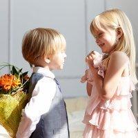 ¿Pueden los niños enamorarse?