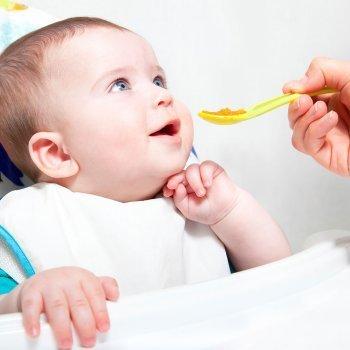 Menú para bebés de 9 a 12 meses