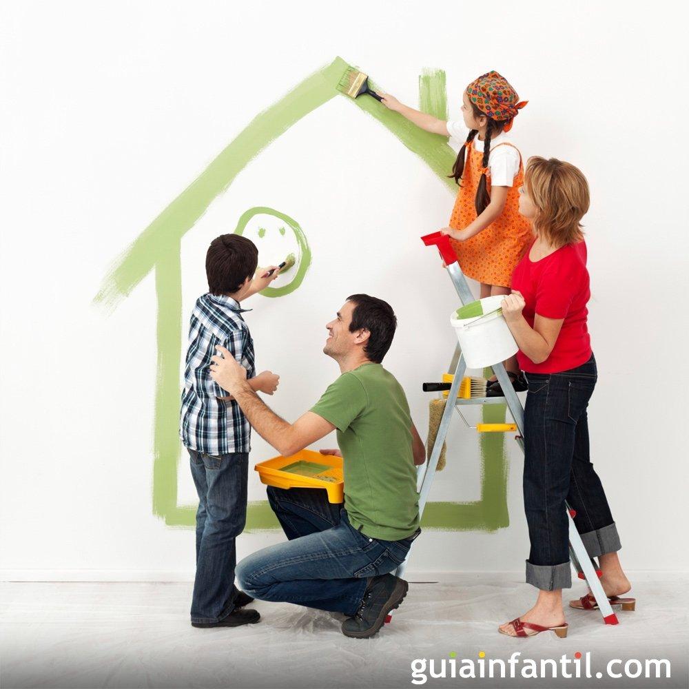 El derecho de los ni os a tener un hogar y una vivienda for Cosas de hogar