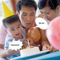 Corregir al niño cuando pronuncia mal