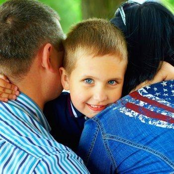 Adoptar un niño en EEUU