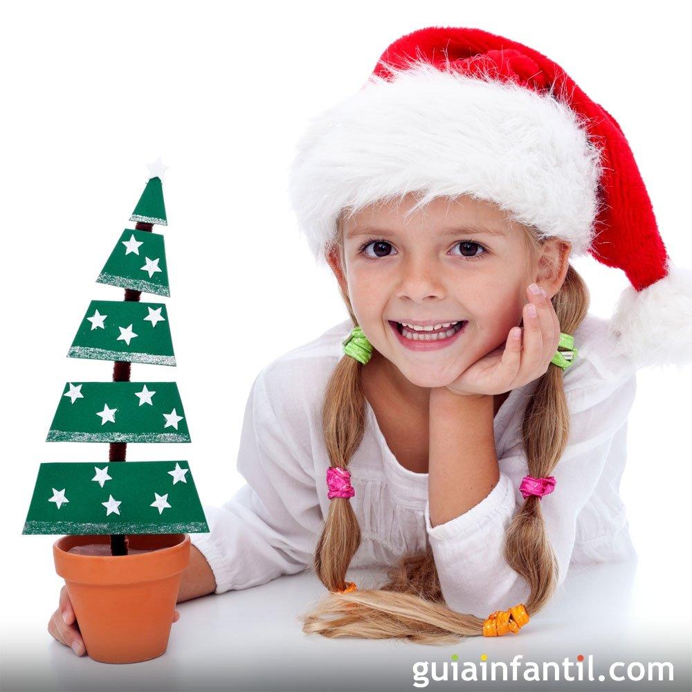 Cómo hacer un árbol de Navidad