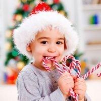 Cómo afectan los dulces navideños a los dientes de leche