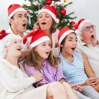 El origen de los villancicos en Navidad