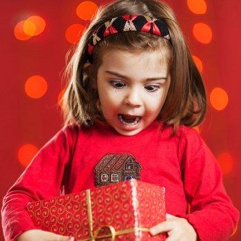 Los mejores regalos de Navidad según la edad de los niños