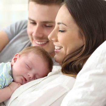Licencia de maternidad en España