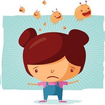 Piojos: el ciclo vital de los piojos en los niños