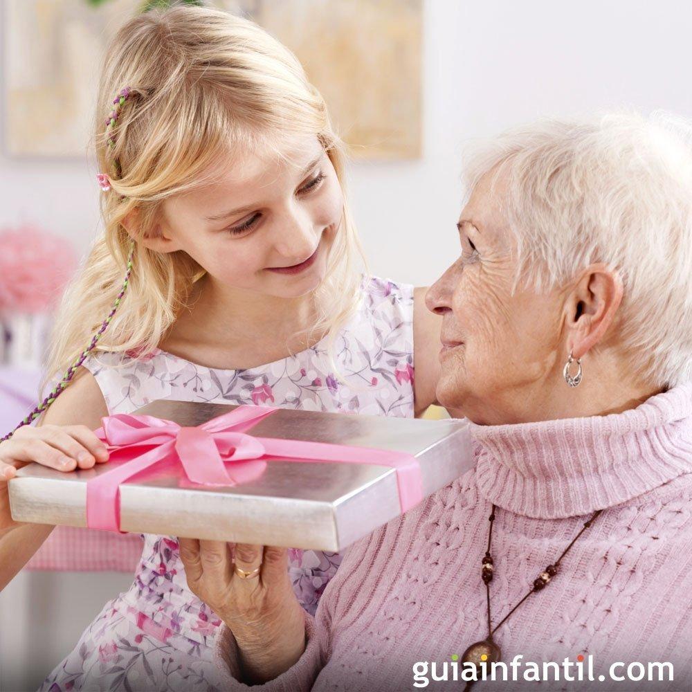 10 ideas de regalos para las abuelas