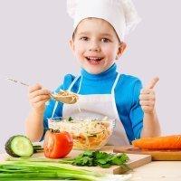 Menú para niños con intolerancia a la lactosa