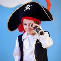 Cómo hacer un disfraz de pirata infantil