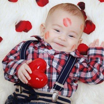 Nombres para niños relacionados con el amor