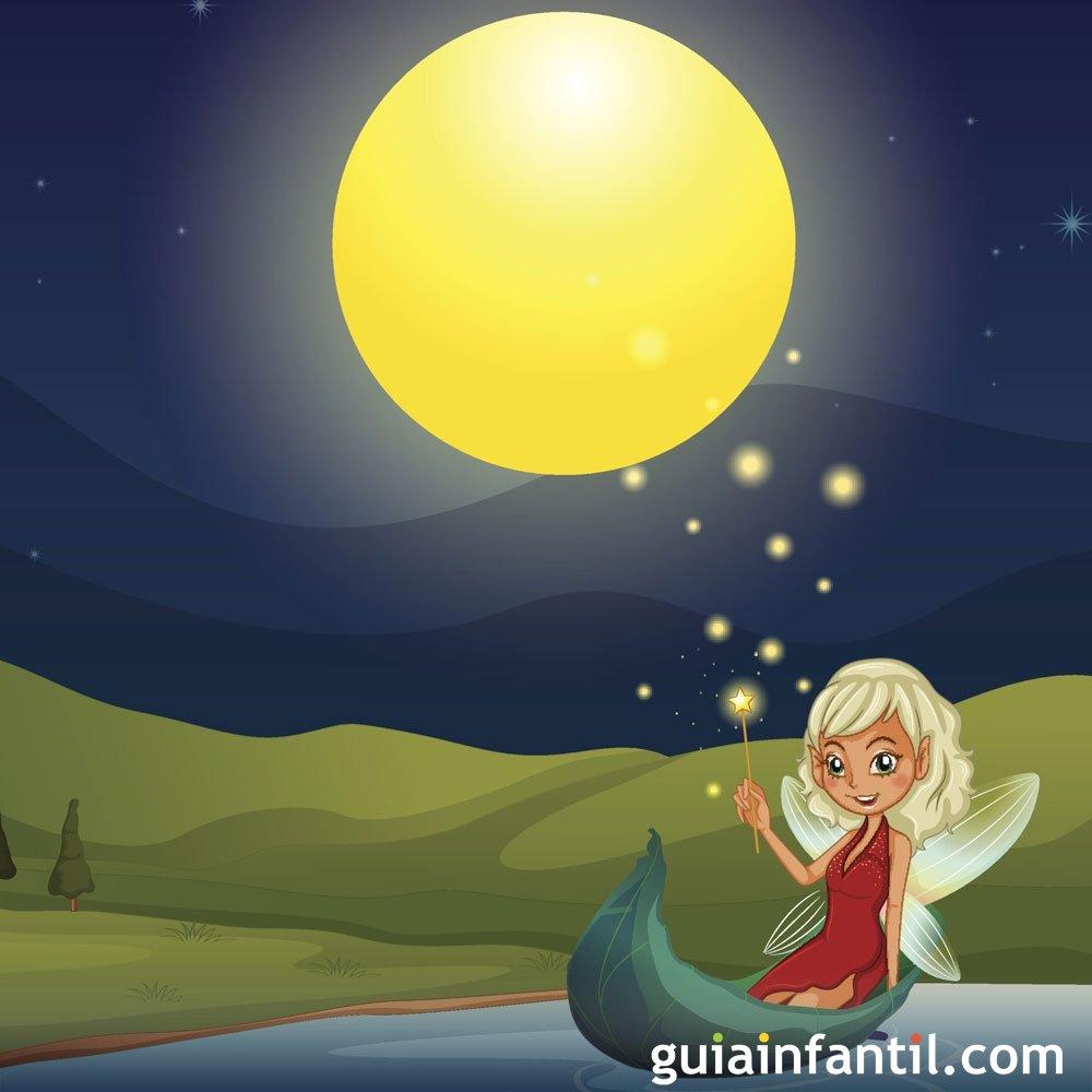 El hada del estanque del molino cuentos de hadas for Imagenes de estanques para ninos