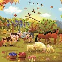 Poemas cortos de animales para los niños