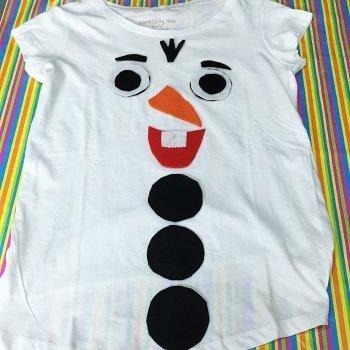 Disfraz de Olaf