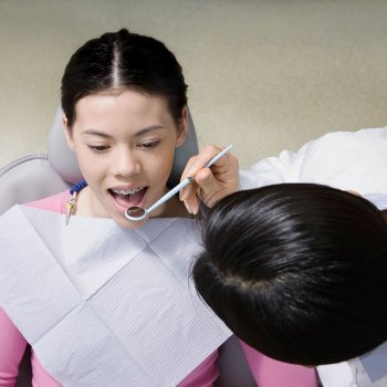 Problemas en la dentición de los niños