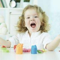 Manualidades para niños con plastilina