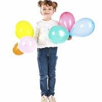 Manualidades para niños con globos