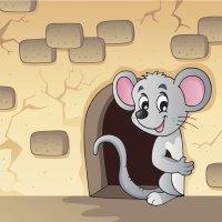 El congreso de los ratones. Fábulas cortas