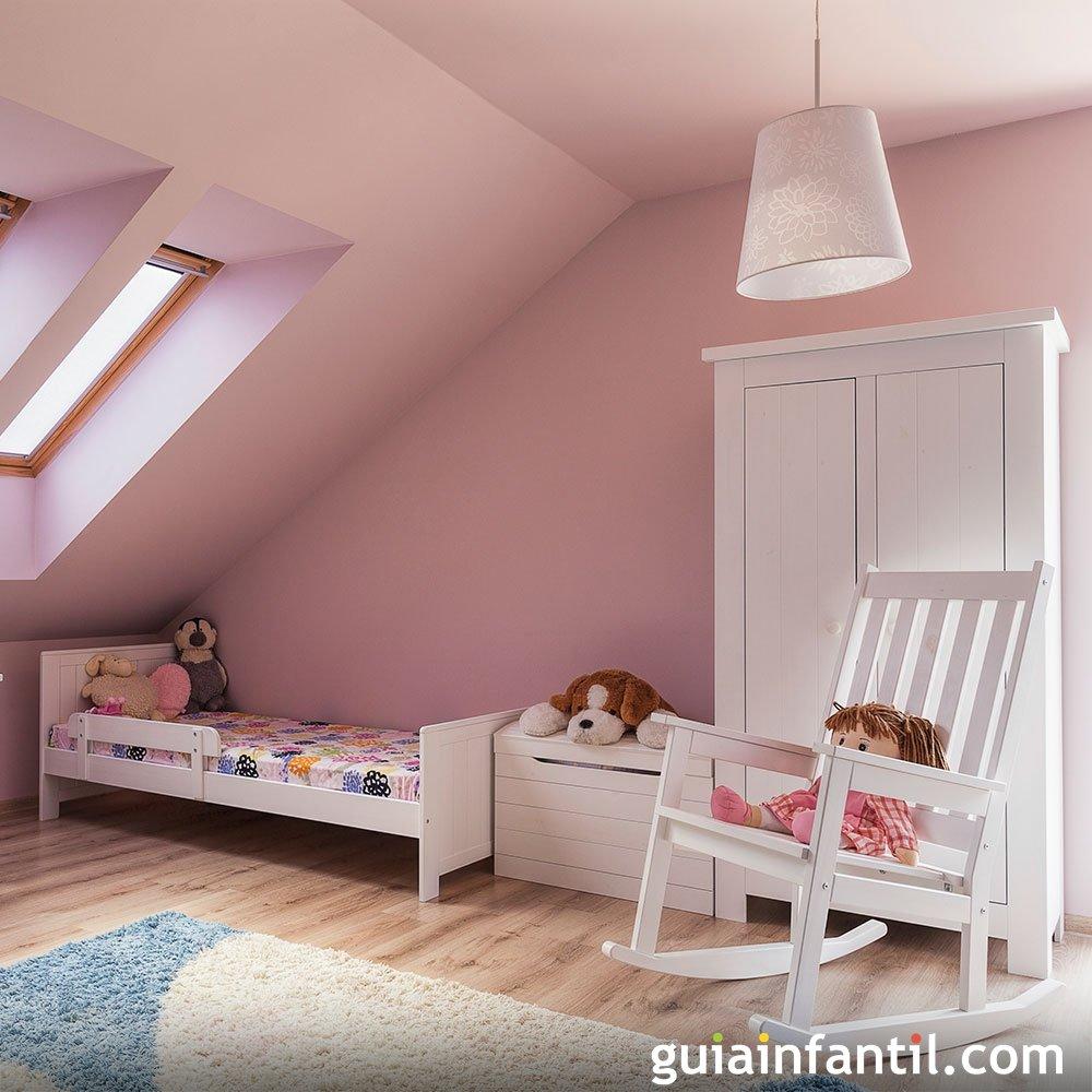 Como Decorar Habitaciones Infantiles Abuhardilladas - Decorar-buhardilla