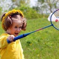 Beneficios del bádminton para niños