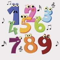 Los números. Canciones para niños
