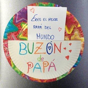 Buzón para el Día del Padre