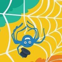 Atenea y la tela de araña. Cuentos cortos para niños