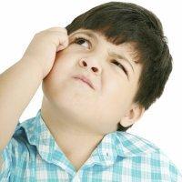 Niños con alergias en la piel
