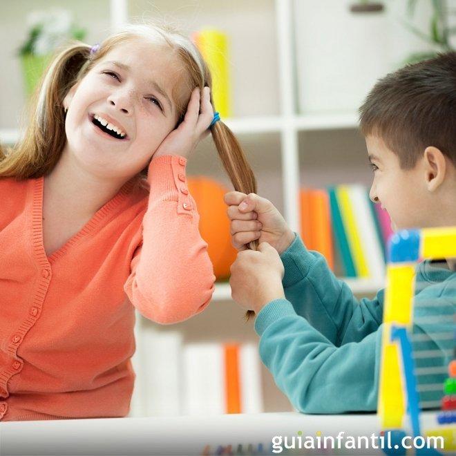 ¿Hay que defender a los niños de otros niños?