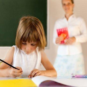 Adaptación a la escuela de los niños